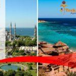 Sharm El Sheikh & Istanbul