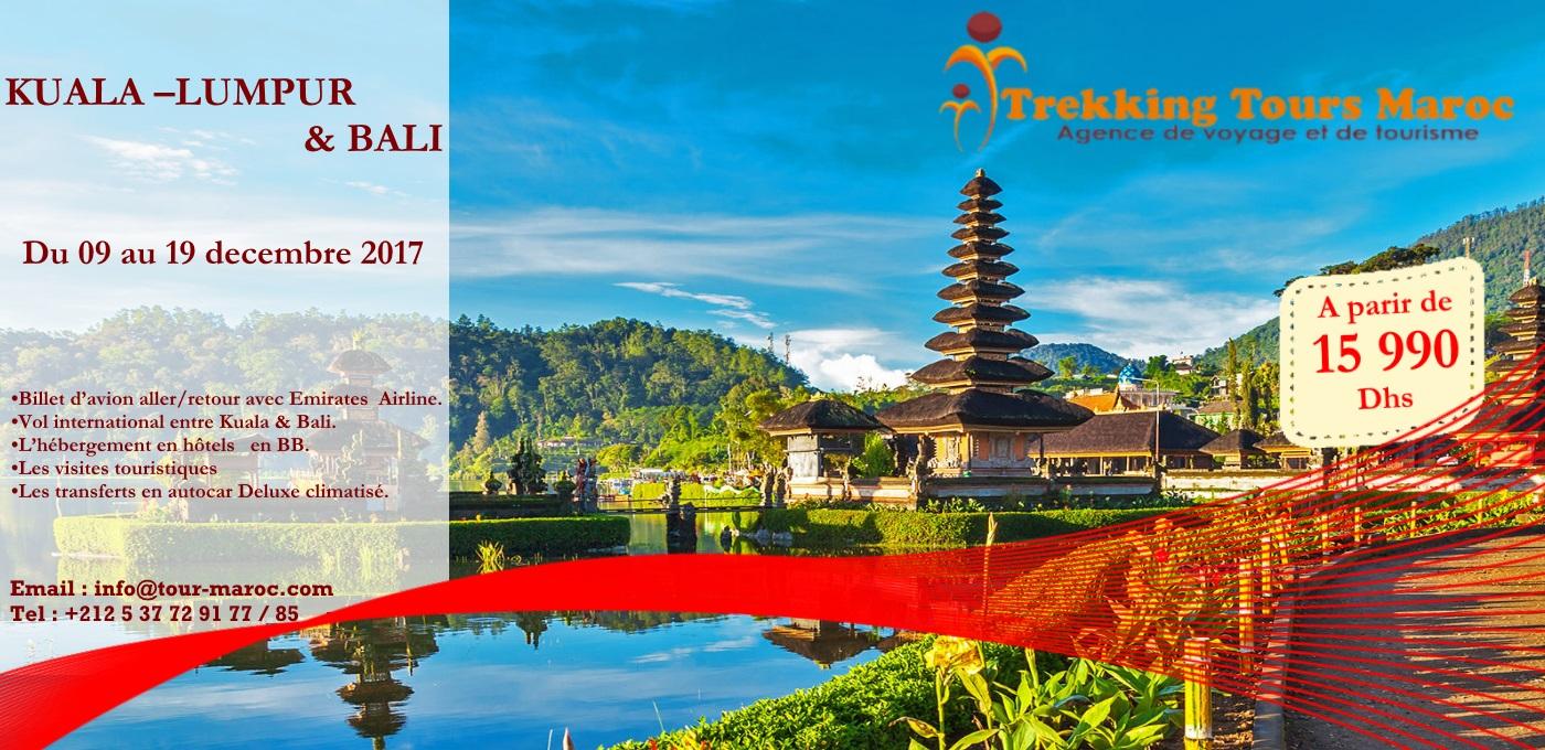 Kuala Lumpur & Bali