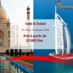 Inde & Dubaï
